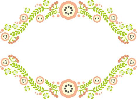 花卉圖案②