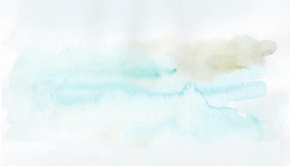 水彩画の背景-3