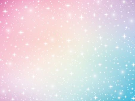 Pastel rainbow colored glitter background