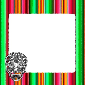 Mexican frame