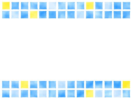 Tile frame