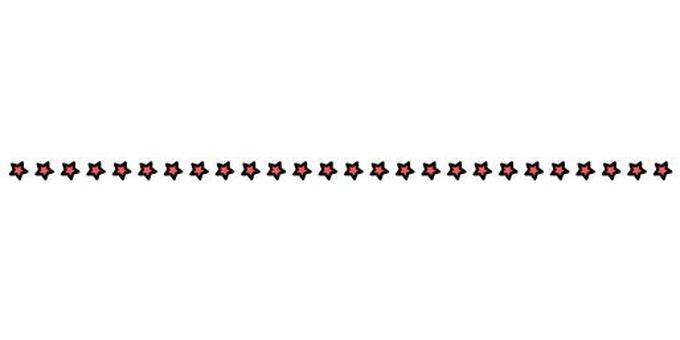Star Line Red