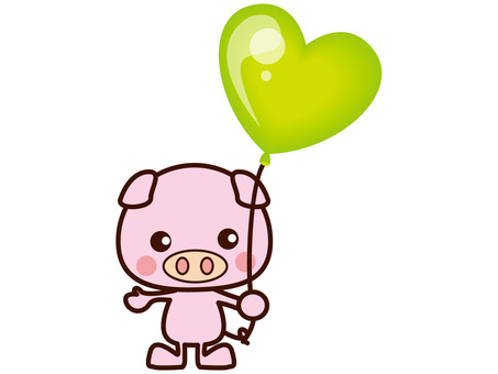 Pigs and balloons