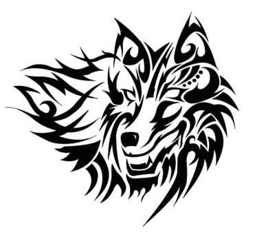 Tribal 'Wolf'
