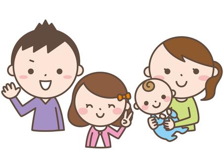 Family 5 Smile