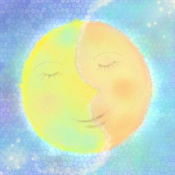 태양과 달
