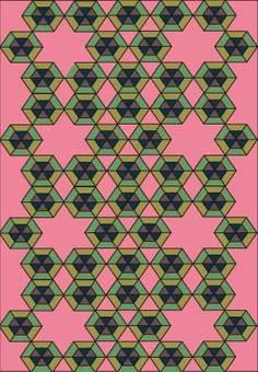 幾何圖案1
