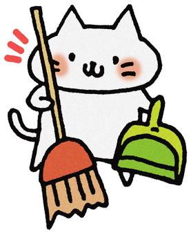 清潔貓(第2部分)