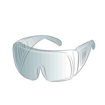 Experimental goggles