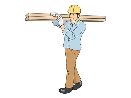 Civil engineer worker 6