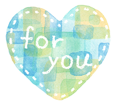 Mosaic Wind Heart for you