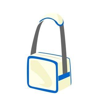 Sports bag _ white
