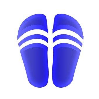 Sandal (purple)