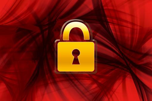 Security Block Padlock 3