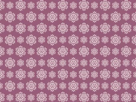 Snow crystal texture wallpaper 8
