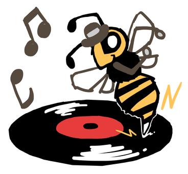 꿀벌과 기록 ①