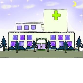 醫院(夜間)