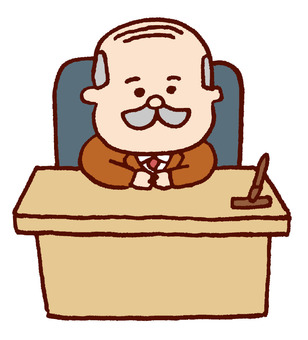 President's kun desk
