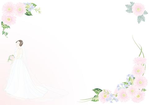 Wedding dress _ Gerbera