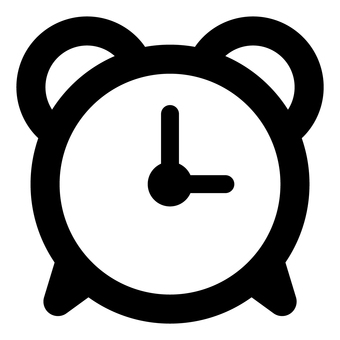 時計 アイコン