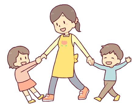 Children's nursery teacher