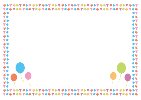 Balloon Colorful 01