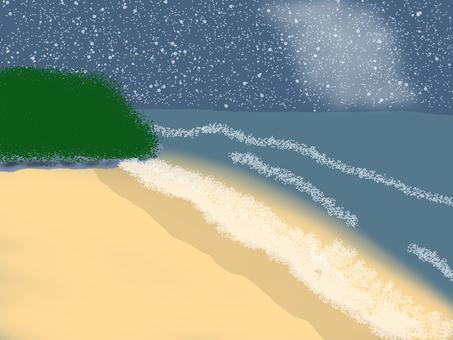 Night sea 2