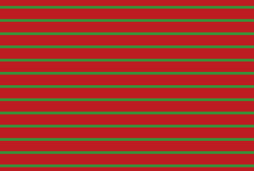 Christmas red and green stripes