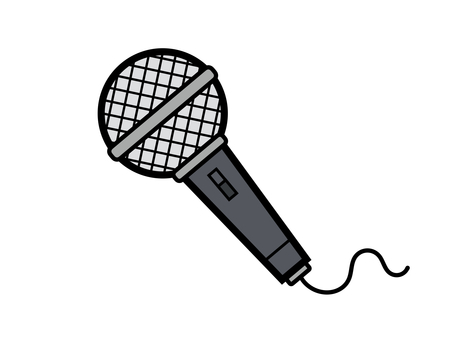Mike Speech Karaoke Edged