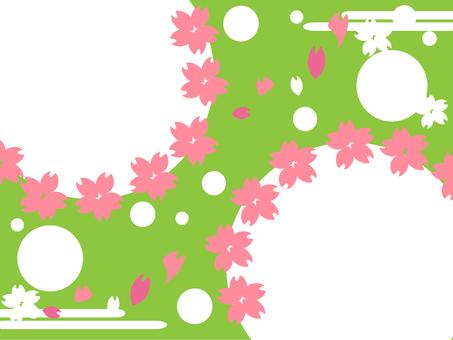 Cherry circle 1 1600 × 1200 px