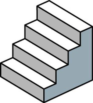 Stair Mark