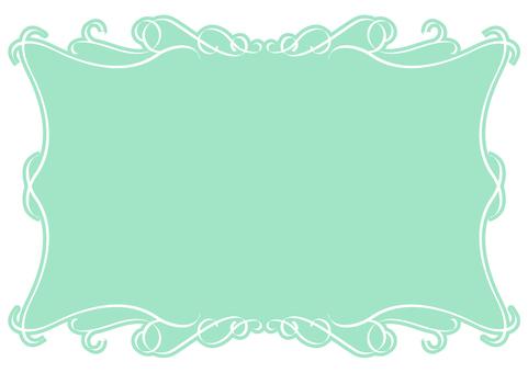 Frame blank 32