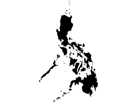 Philippines silhouette