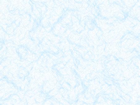 Light blue washi