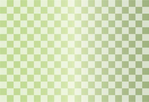 Green grid pattern