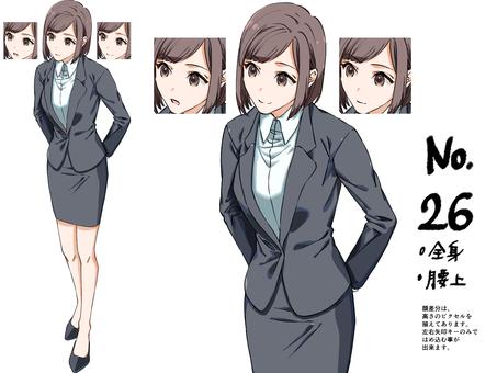 OL山田さん26