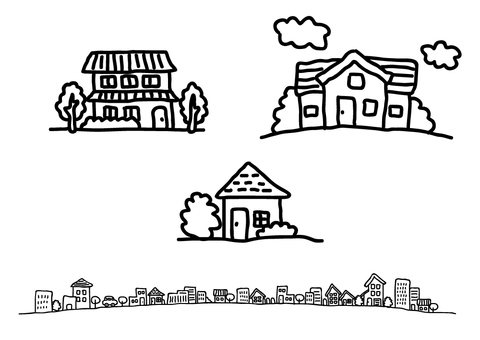 House / city