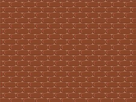 Brick frame (wallpaper pattern)