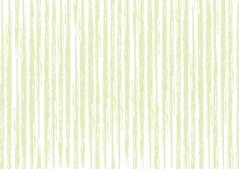 緑色ラフのストライプ柄のシンプル背景