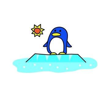 얼음 펭귄