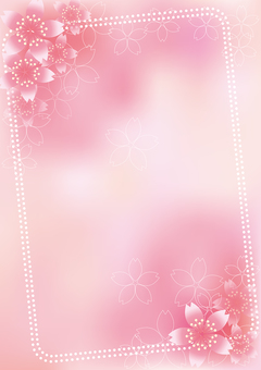 Sakura Cherry Blossoms & Board 25