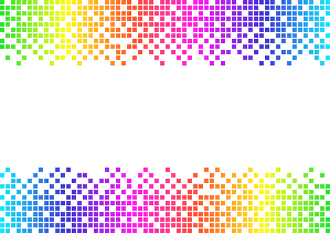 Gradient block wallpaper