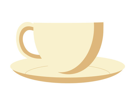 Simple tea cup 1