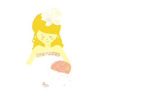 flower wedding dot 2