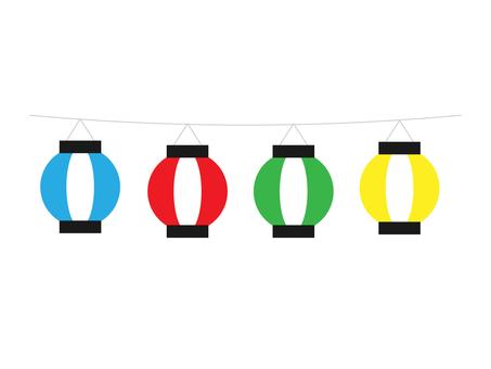 Illustration of a lantern