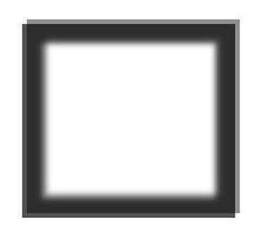 Black 枠 square