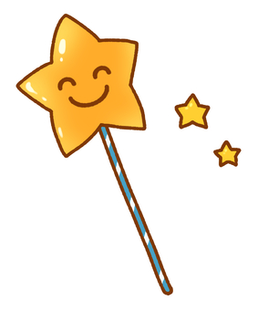 Smiling Star (Yellow)