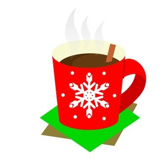 Hot drink (red)