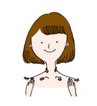 Ladies_ Lymphatic massage