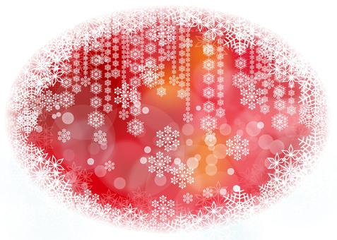 Snow pattern 9